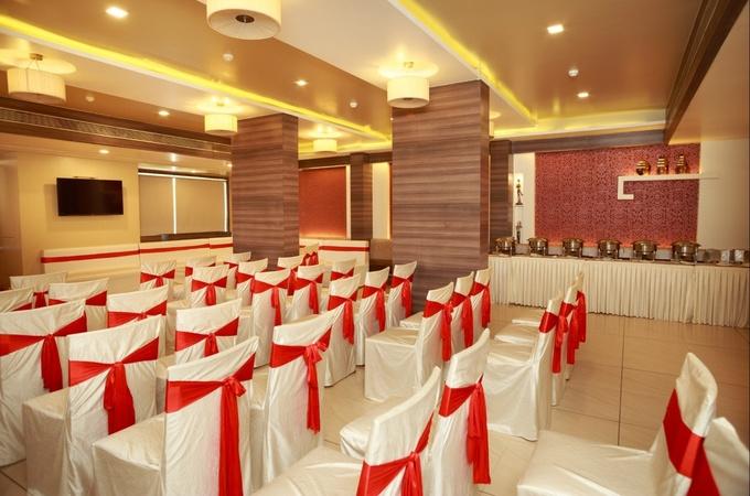 Vegas Residency Kalyan Mumbai - Banquet Hall