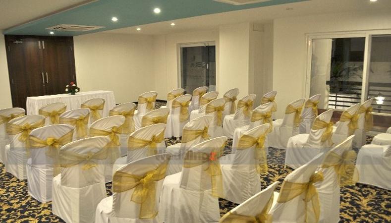 Sterling Suites Hotel Bellandur Bangalore - Banquet Hall