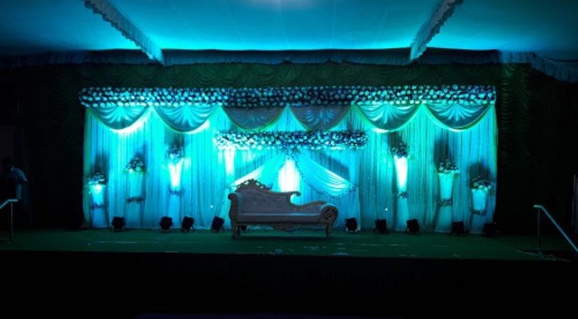 MLN Gardens Kukatpally Hyderabad - Wedding Lawn