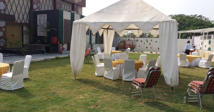 The Mayfair Birsa Nagar Ranchi - Banquet Hall
