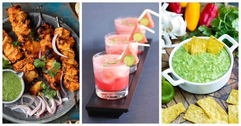 7 Delectable Recipes for your Pre-wedding Party!