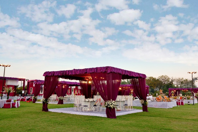 Top 10 Most Favorite Wedding Venues in Baroda for your D-Day