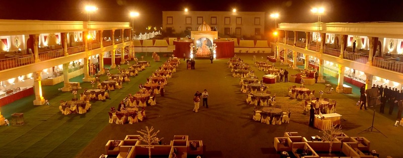 Popular Banquet Halls and Wedding Venues in Chattarpur That Are Too Good To Be True