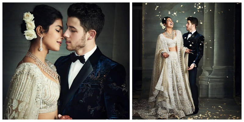 All the Exclusive Pictures from Priyanka Chopra and Nick Jonas' Delhi Reception! #Nickyanka