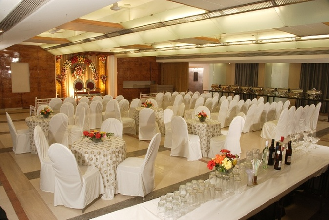 The Acres Club Chembur Mumbai - Banquet Hall