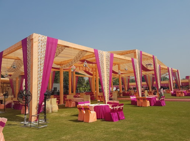 Star Kings Villa Kharar Chandigarh - Banquet Hall