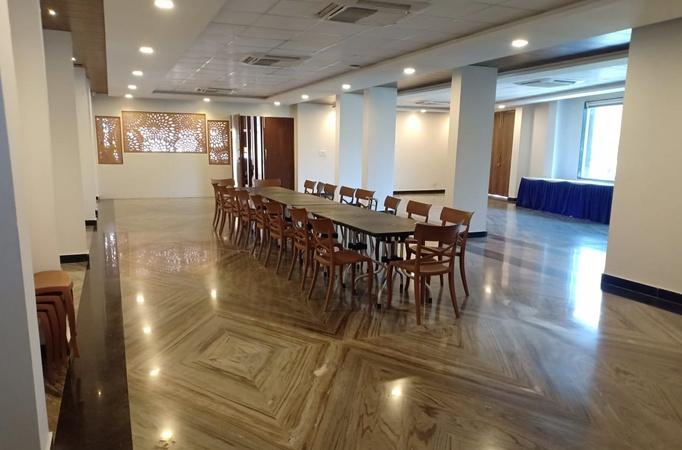 Mehrangarh Palace Central Area Udaipur - Banquet Hall