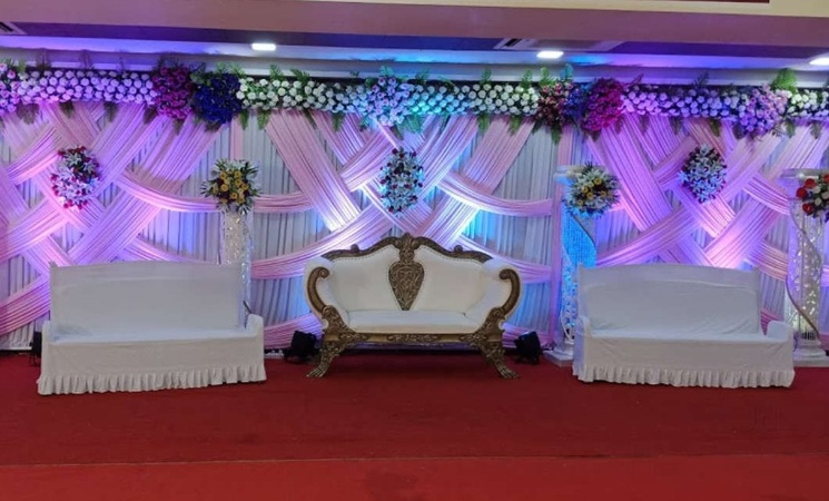 Maurya Hall Bhandup Mumbai - Banquet Hall