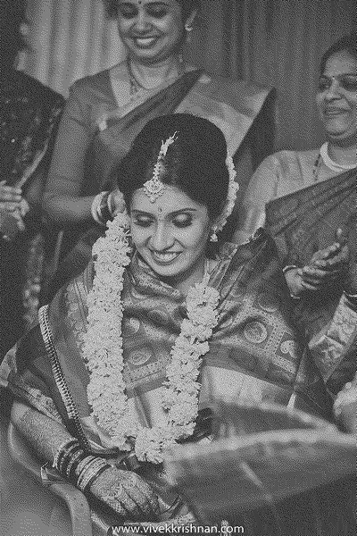 Candid wedding photography by Vivek Krishnan