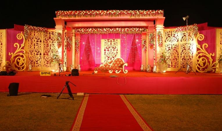 Ramashray Vatika Sikraul Varanasi - Banquet Hall
