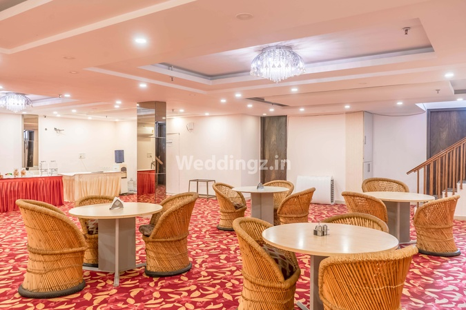 Nirvana Suites Jasola Delhi - Banquet Hall