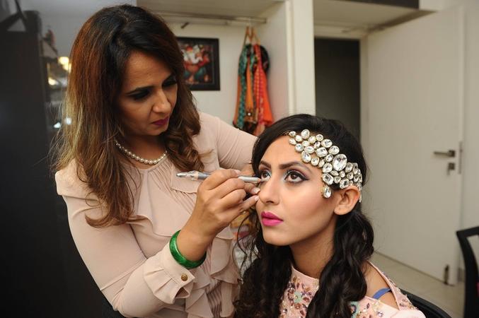 Supriti Batra | Delhi | Makeup Artists