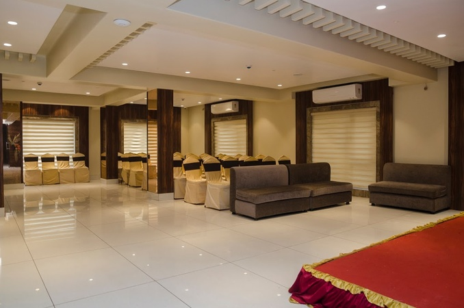 Radhe Palace Hotel Lake Town Kolkata - Banquet Hall