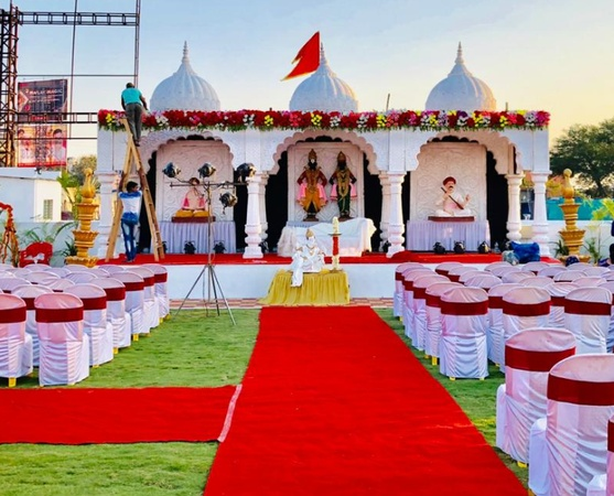 Bhoir Lawns Pimpri-Chinchwad Pune - Wedding Lawn