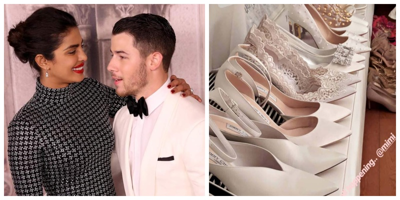 From the 14,000$ Wedding Registry to shoe shopping in Paris, here's all the recent updates on Priyanka Chopra and Nick Jonas's Wedding!