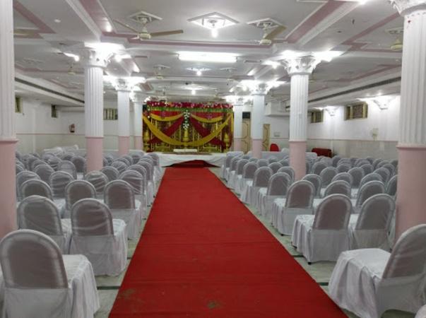 KK Palace Vikas Nagar Lucknow - Banquet Hall