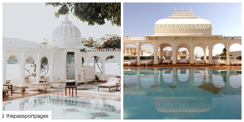 6 Palaces in India for your Royal Dream Destination Wedding