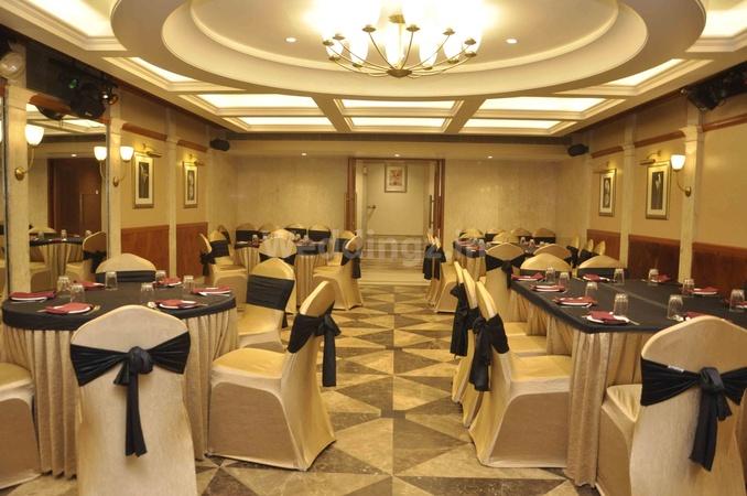 Hotel Silver Palace Bhakti Nagar Rajkot - Banquet Hall