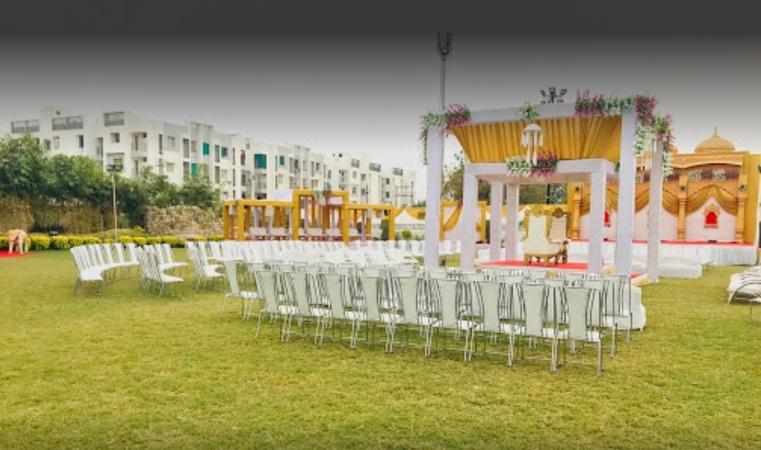 Shreeji Baug Party Plot, Randheja, Gandhinagar