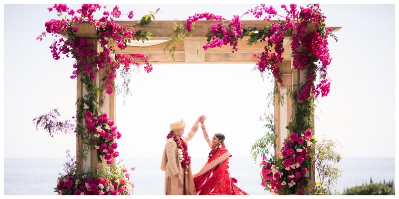 6 Mandap Decor Ideas for the Nature Lovers