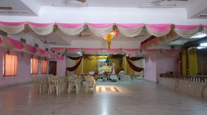 JS Thirumana Mandapam Vadapalani Chennai - Banquet Hall