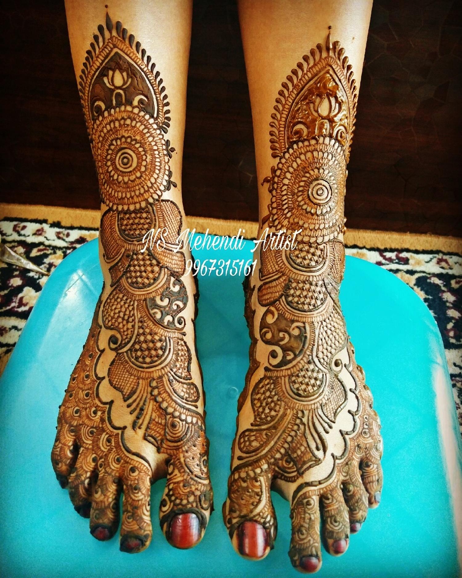ns mehndi artist bridal mehndi artist in mumbai weddingz