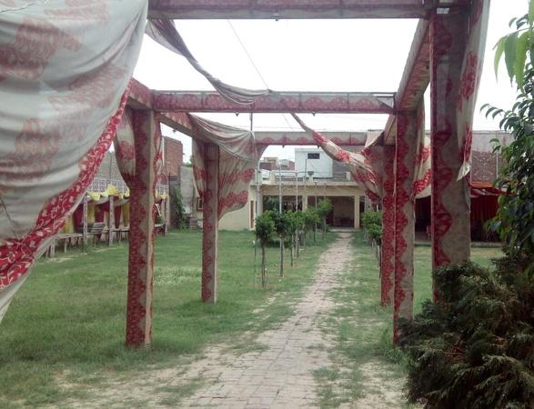 Son Kala Vatika Shahganj Agra - Wedding Lawn