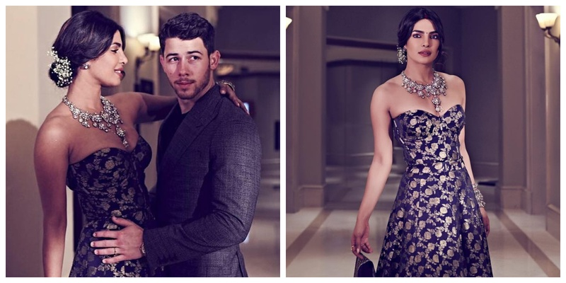 All the pics from Priyanka Chopra's Mumbai reception where she introduced Nick Jonas to her guests!