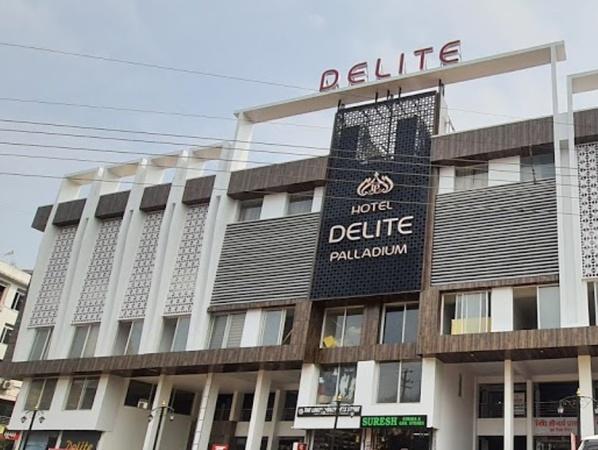 Hotel Delite Palladium South Civil Lines Jabalpur - Banquet Hall