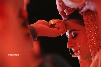 the sindhoor ceremony captured beautifully