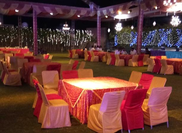 Chandigarh Resort Kharar Chandigarh - Banquet Hall