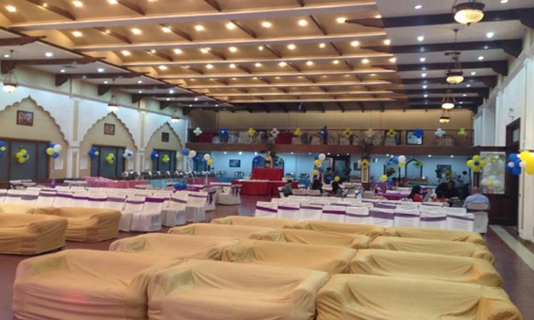 Vehra Sagna Da Marriage Palace Mullanpur Dakha Ludhiana - Banquet Hall