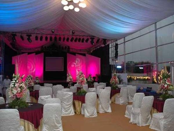 Warmth Hospitality Salt Lake City Kolkata - Banquet Hall