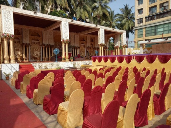 Chunawala Wedding Ground Jogeshwari Mumbai - Wedding Lawn