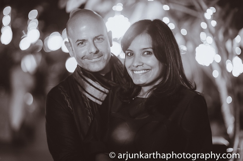 Shampa and Mathias - India Meets Germany