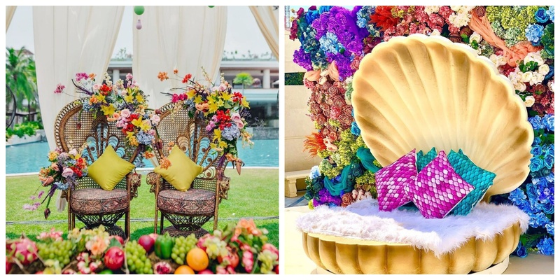 6 Trending Seating Arrangement Ideas for your Mehendi Function