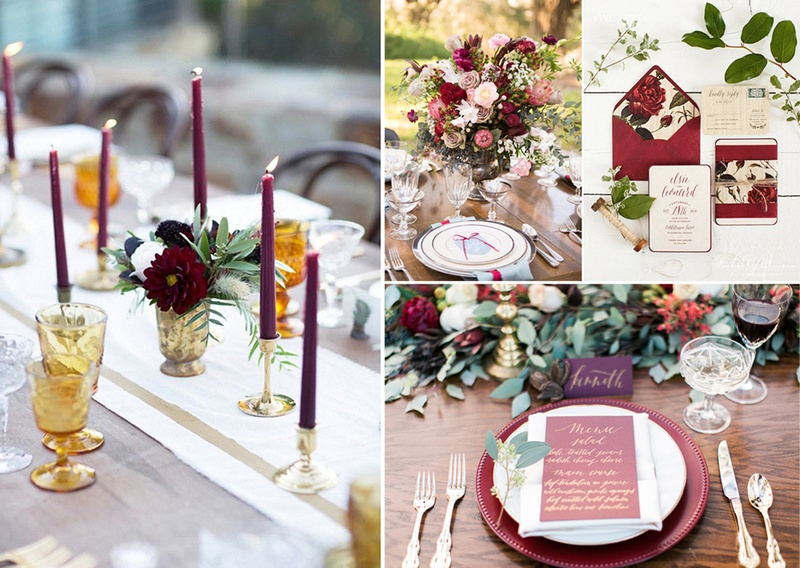 Marsala Wedding Theme Ideas: 7 Things You Are Forgetting to Do