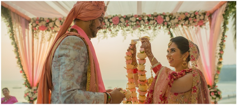 Ashit & Kanika Goa : This super-romantic, lively and adorable couple is major goals!