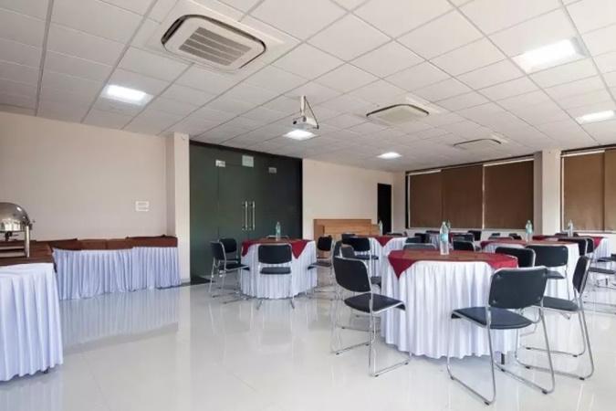 Hotel Presidency Blu Pratap Nagar Udaipur - Banquet Hall