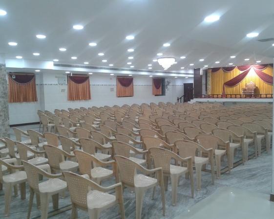 Sri Hariharan Hall Nanganallur Chennai - Banquet Hall