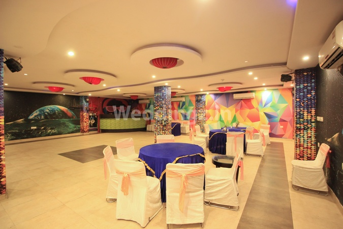 V One Pride Nirman Nagar Jaipur - Banquet Hall
