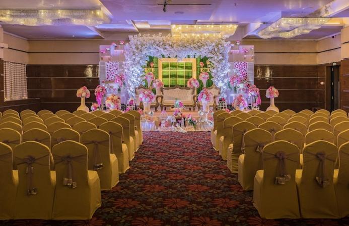 The Residence Hotel Powai Mumbai - Banquet Hall