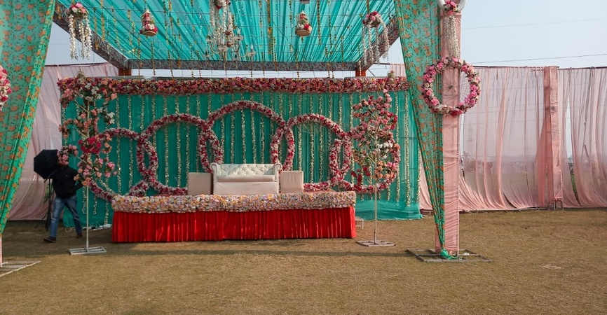 Mundra Farm Dera-Bassi Chandigarh - Banquet Hall