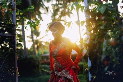 Pre Wedding Bridal Photography by Vimal Chandran.