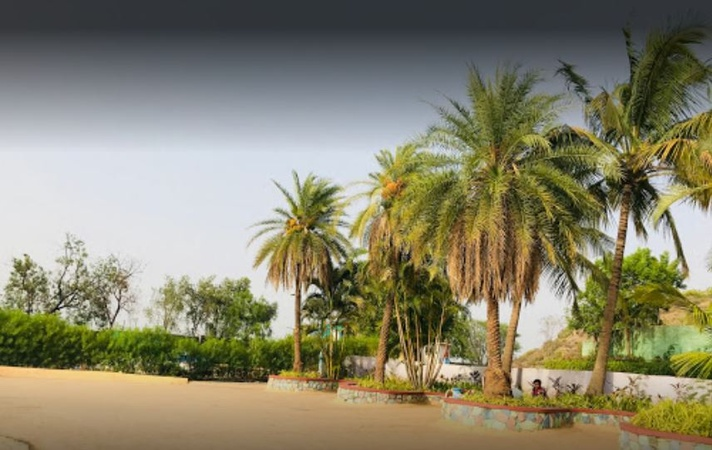 Diamond Water Park Lohegaon Pune - Wedding Lawn