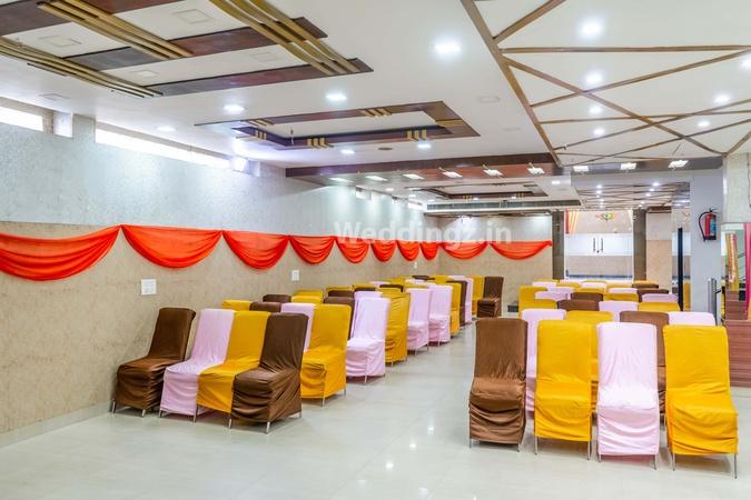 Hotel Parth Inn Govindpuram Ghaziabad - Banquet Hall