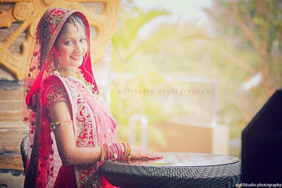 Indian bridal outfit ideas