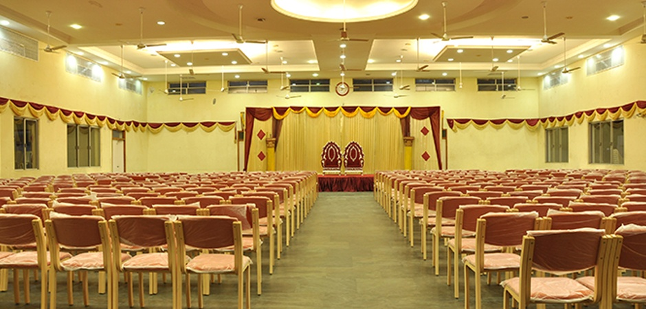 Madras Hotel Ashoka Egmore Chennai - Banquet Hall