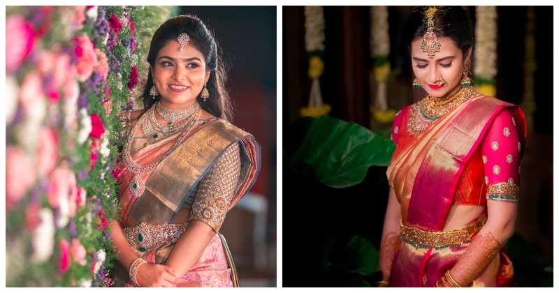 7 Times South Indian Brides Wowed us with their Wedding Look