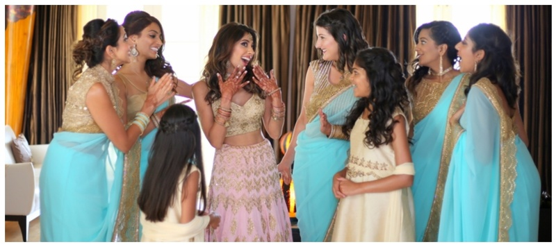 Krunal & Radha Goa : A bride that ditched the OTT red lehenga and made a statement! #TotalChillVibes!